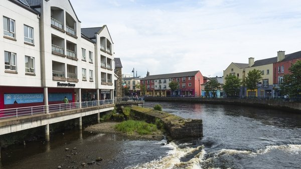 Many businesses in towns like Sligo who've been badly hit by the pandemic and lockdown would have much to contribute to an overhaul of commercial rates. Photos: Education Images/Universal Images Group via Getty Images