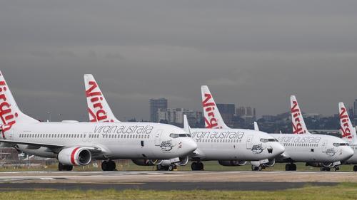 Virgin Australia to cut 3,000 of 9,000 jobs