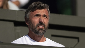 """Goran Ivanisevic: """"I feel good and don't have any symptoms."""""""