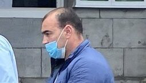 Ioan Galben pleaded guilty to robbery at an apartment in Roscommon town on 28October2019
