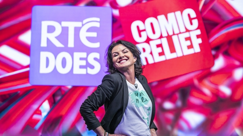 Last week, as Comic Relief readied to make its debut onIrish television, the woman behind thecomedy extravaganza, Deirdre O'Kane spoketo the RTÉ Guide's Janice Butler.