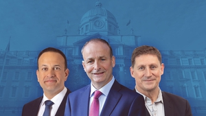 The result means Micheál Martin is set to be elected during a special sitting of the Dáil tomorrow