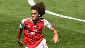Matteo Guendouzi was dropped from the Arsenal squad which won 2-0 at Southampton