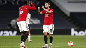 Paul Pogba and Bruno Fernandes have shown flashes of brilliance