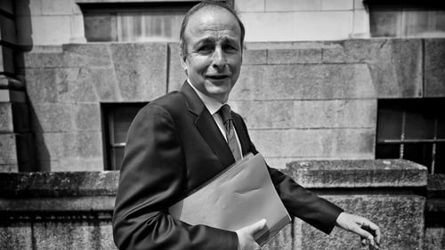 After more than three and a half decades in public life, Micheál Martin has been elected to the Taoiseach's office