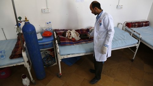 Millions of Yemeni children may starve amid pandemic