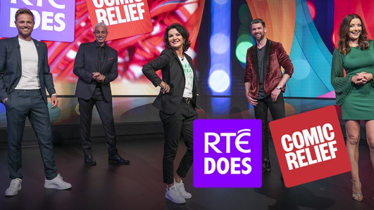 Charities to avail of RTÉ Comic Relief Funding