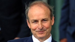 Micheál Martin was first elected to the Dáil 30 years ago