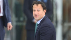 Leo Varadkar pictured arriving for the Dáil sitting at the Convention Centre. He became Taoiseach in June 2017, when he was elected Fine Gael party leader (Pic: RollingNews.ie)