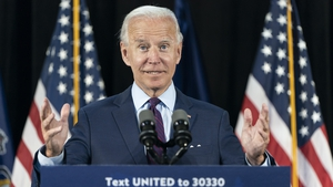 Joe Biden's fundraising has picked up since staking a lead in the national polls
