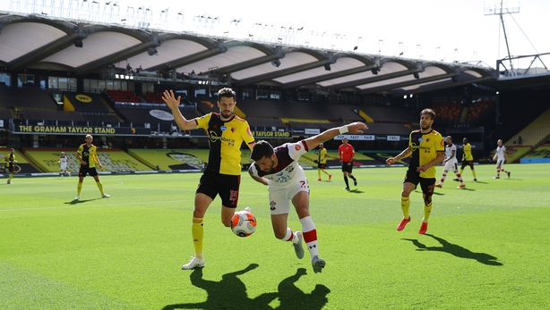 Watford legend Deeney lets loose after Watford relegation