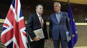 David Frost and Michel Barnier will have a greater involvement in the talks