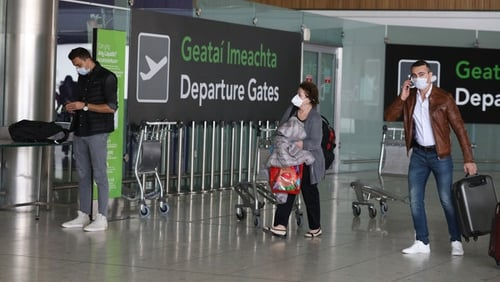 Dublin Airport numbers in June set to be 97% down on the same month last year