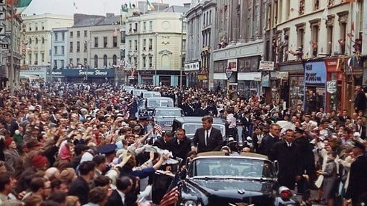 JFK and the Boys of Wexford, by Deaglán de Bréadún