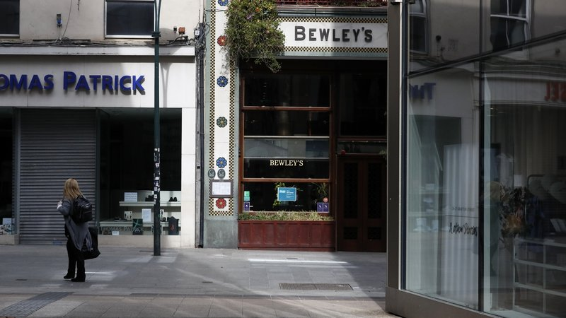 Bewley's Cafe landlord seeks repossession of premises