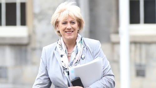 The changes were announced by Heather Humphreys
