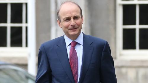 Micheál Martin spoke with Ursula von der Leyen, Michel Barnier and Boris Johnson