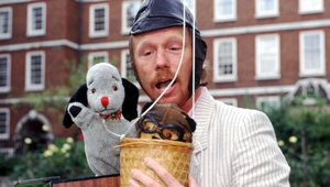 Matthew Corbett presented The Sooty Show and later Sooty and Co for over 20 years