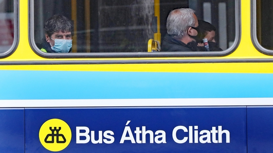 Masks compulsory on public transport from today