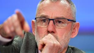 Larry McCarthy will succeed John Horan as GAA president today