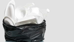 Polyethelene accounts for 30% of European plastic and is used in packaging such as bottles, trays, films and plastic bags