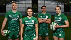 Ireland fields both men's and women's sevens teams