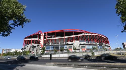 The Luz Stadium in Lisbon is scheduled to host the showpiece decider on 23 August