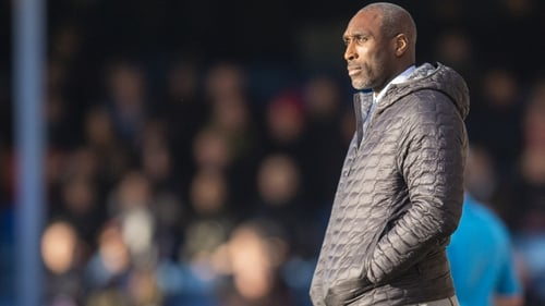 """Sol Campbell: """"I am keen not to be a financial burden to the club."""""""