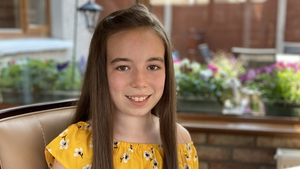 Ten-year-old Kate Nangle was diagnosed with Type 1 diabetes in April