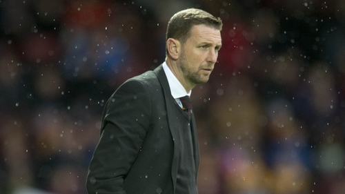 """Ian Baraclough: """"The foundations have been laid for me to come in and maybe tweak one or two things as we go forward."""""""