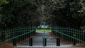 The Augusta gates will open again in November
