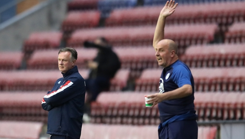 Paul Cook's side are on a remarkable run of form in the Championship