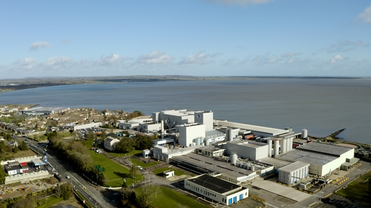 Danone's Wexford plant certified as carbon neutral