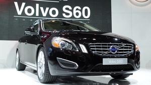 The Volvo S60 is among the models affected