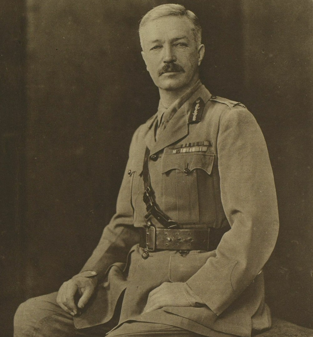 General Reginal Dyer Photo: Illustrated London News [London, England], 17 July 1920