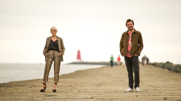 Sinead Kennedy and Kevin McGahern