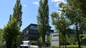 Police and public prosecutors raided Wirecard's headquarters in Munich today
