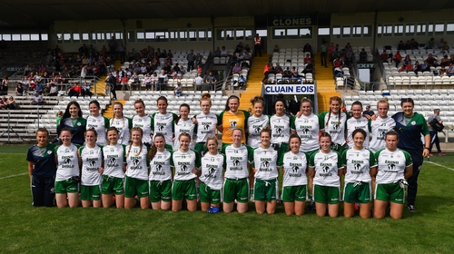 London Ladies have reached the All-Ireland junior semi-final in each of the last four years