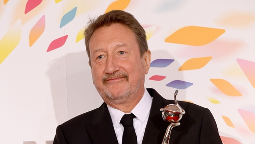 """Steven Knight: """"It's the way people have taken to it. The international audience that all get it."""""""