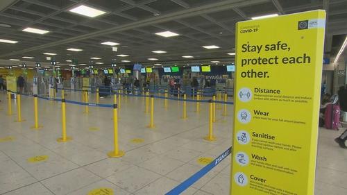 Eamon Ryan said a mandatory quarantine is not possible to enforce