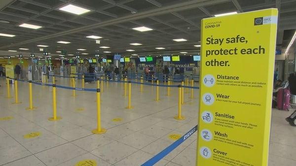 File image of Dublin Airport