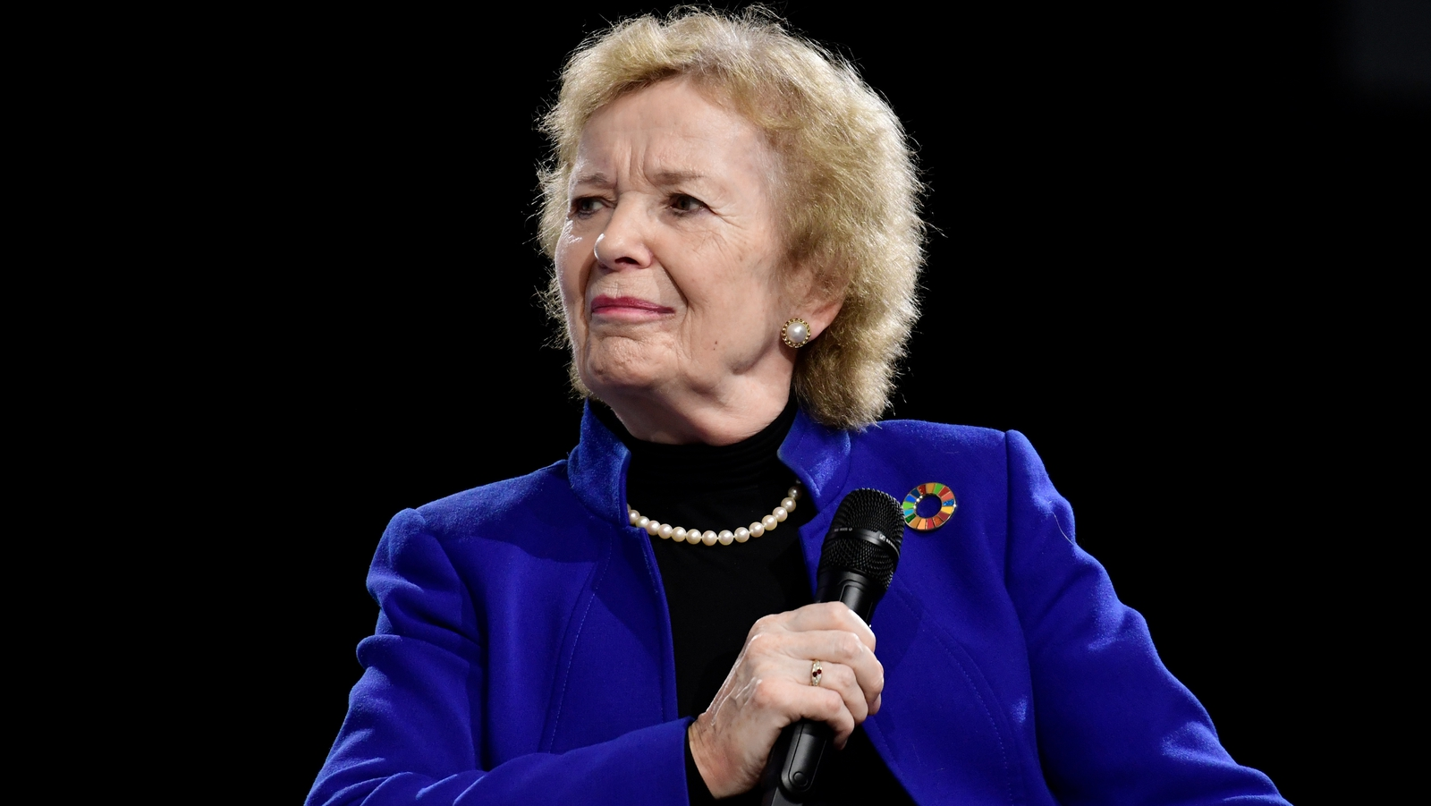 Mary Robinson to lead inquiry into AfDB leader