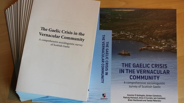 New sociolinguistic study on Scottish Gaelic
