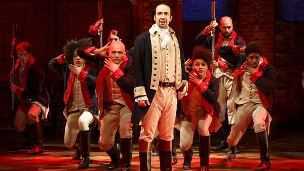 """""""Hamilton has won multiple awards for its acting, design and choreography, but it's the music that makes it stand out"""""""