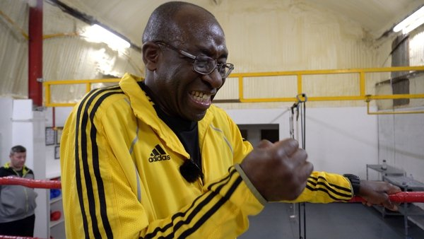 Nicolás Cruz Hernandez at Rochfortbridge Boxing Club