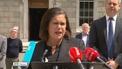 Sinn Féin leader says O'Neill should not step aside