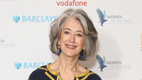 Maureen Lipman plays Evelyn Plummer on Coronation Street