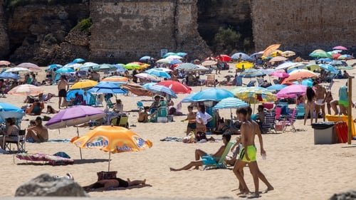 Spain is unlikely to make the 'green' list when it is published on Monday
