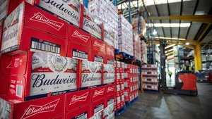 C&C is now the exclusive distributotor of Budweiser on the island of Ireland