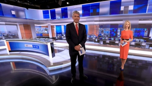 David McCullagh will join the Six One News team in September